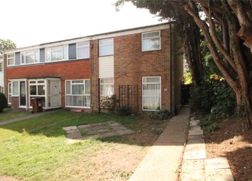 Thumbnail 3 bed end terrace house for sale in Harvesters Close, Rainham, Kent