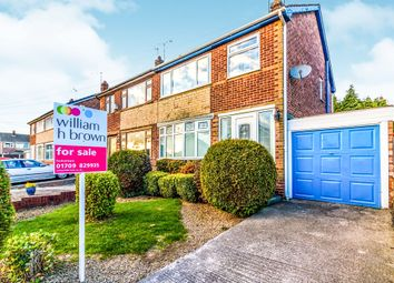 Thumbnail 3 bed semi-detached house for sale in St Andrews Walk, Brinsworth, Rotherham