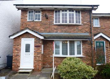 Thumbnail 1 bed semi-detached house for sale in Queens Road, Little Sutton, Ellesmere Port
