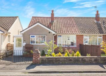 Thumbnail 2 bed semi-detached bungalow for sale in Nutwell Road, Worle, Weston-Super-Mare