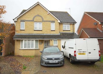 Thumbnail 4 bed detached house for sale in Bittern Close, Cheshunt, Waltham Cross