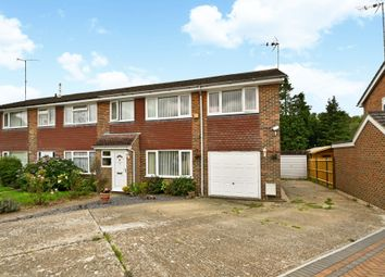 Knatchbull Way, Brabourne Lees TN25. 4 bed end terrace house