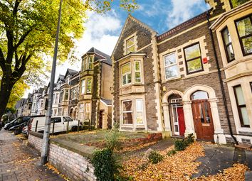 Thumbnail 1 bed terraced house to rent in Cowbridge Road East, Canton, Cardiff