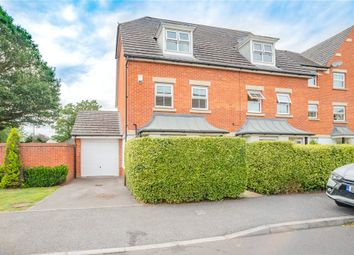 4 bed end terrace house for sale in Greenwich Road, Shinfield, Reading RG2