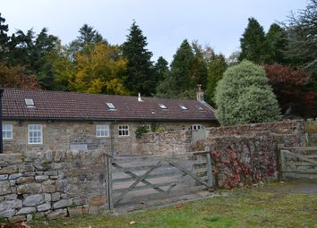 Thumbnail 2 bed cottage to rent in Harelaw, Longhorsley