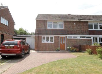 Thumbnail 3 bed semi-detached house for sale in Northey Avenue, Sutton