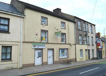 Thumbnail Studio for sale in Priory Street, Carmarthen