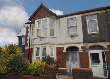 Thumbnail 3 bed terraced house for sale in St. Marks Avenue, Cardiff, Caerdydd