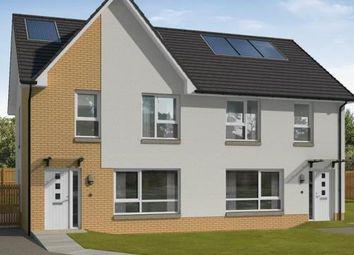 Thumbnail 3 bed semi-detached house for sale in Laburnum Lea, Laburnum Road, Uddingston