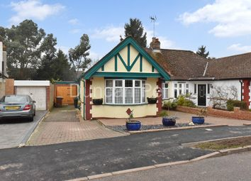 Thumbnail 2 bedroom semi-detached bungalow for sale in Oakroyd Close, Potters Bar
