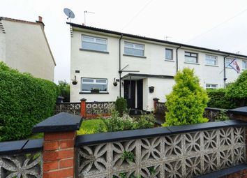 Thumbnail 3 bed terraced house for sale in Cherryhill Park, Dundonald, Belfast