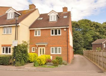 Thumbnail 4 bed end terrace house to rent in Fullerton Close, Markyate, St Albans