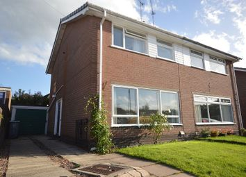 Thumbnail 3 bed semi-detached house to rent in Maple Close, Sandbach, Cheshire