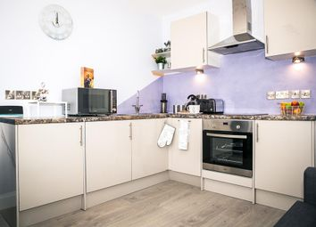 Thumbnail 3 bed flat to rent in South Cliff Avenue, Eastbourne