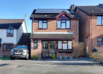 3 bed link-detached house for sale in Harkness Drive, Tempest, Waterlooville PO7