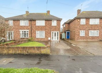 Thumbnail 3 bedroom semi-detached house for sale in Henry Road, Aylesbury, Bucks, England