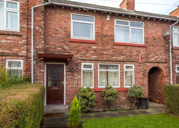 Thumbnail 4 bedroom terraced house to rent in Carter Avenue, York