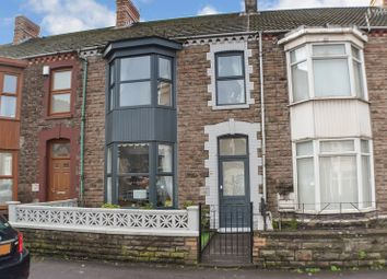 Thumbnail 4 bed terraced house for sale in Tanygroes Street, Port Talbot, Neath Port Talbot.