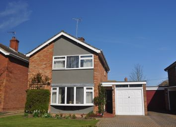 Thumbnail 3 bed detached house for sale in St. Peters Close, Henley, Ipswich