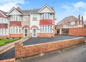 Thumbnail 3 bedroom end terrace house for sale in Hollow Crescent, Radford, Coventry