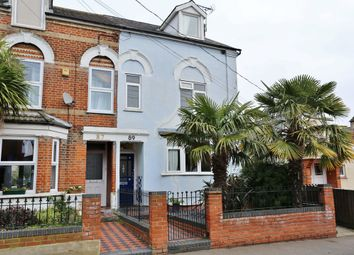 Thumbnail 3 bedroom semi-detached house for sale in Gainsborough Road, Felixstowe
