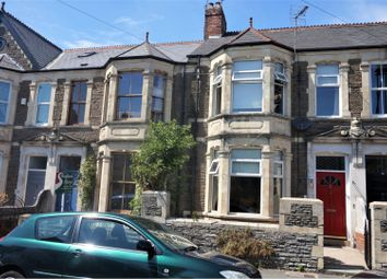 Thumbnail 4 bed property for sale in Woodland Place, Penarth