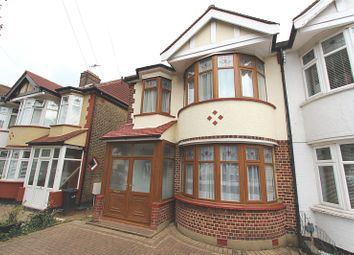 Thumbnail 3 bed semi-detached house to rent in Wentworth Gardens, Palmers Green, London