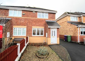 Thumbnail 2 bed semi-detached house for sale in Leo Close, Dovecot, Liverpool