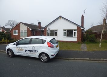 Thumbnail 3 bed detached bungalow to rent in Cherrywood, Lytham St Annes
