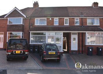 Thumbnail 3 bedroom terraced house for sale in Brandon Grove, Birmingham, West Midlands.