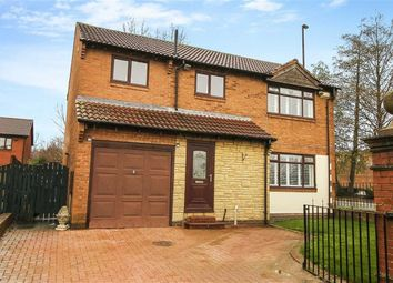 Thumbnail 4 bedroom detached house for sale in West Mount, Killingworth, Tyne And Wear
