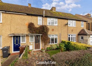 Thumbnail 3 bed terraced house for sale in Tollgate Road, St. Albans, Hertfordshire