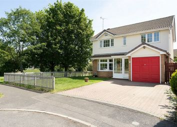 Thumbnail 4 bed detached house for sale in Rydal Close, Huntingdon