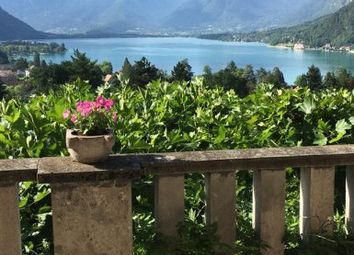 Thumbnail Property for sale in Talloires, Annecy Lake, 74290