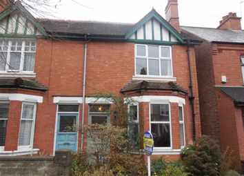 Thumbnail 3 bed semi-detached house for sale in Clarendon Road, Hinckley