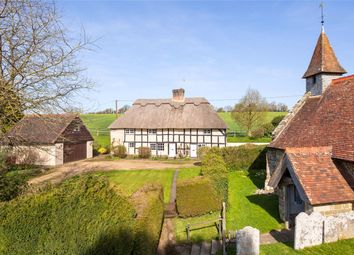 Thumbnail 3 bed cottage for sale in Racton, Chichester, West Sussex