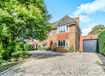 Thumbnail 4 bed detached house for sale in Butts Road, Raunds, Wellingborough