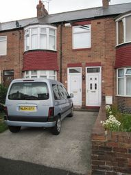 Thumbnail 2 bed flat to rent in Julian Avenue, Walkerdene, Newcastle Upon Tyne