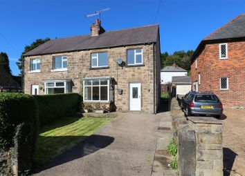 Thumbnail 3 bed semi-detached house for sale in Holymoor Road, Holymoorside, Chesterfield