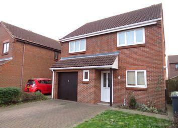 Thumbnail 4 bed detached house for sale in Brook Lane, Farcet, Peterborough