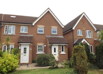 Thumbnail 2 bed end terrace house for sale in Harlow, Essex