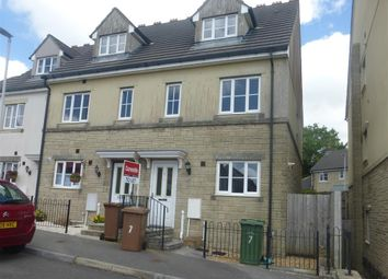 Thumbnail 3 bedroom property to rent in Claytonia Close, Roborough, Plymouth
