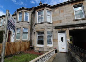 Thumbnail 1 bed flat for sale in Corsewall Street, Coatbridge