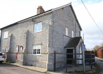 Thumbnail 3 bed semi-detached house for sale in Fiddington, Bridgwater
