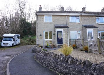 Thumbnail 2 bed end terrace house for sale in Underhill, Radstock