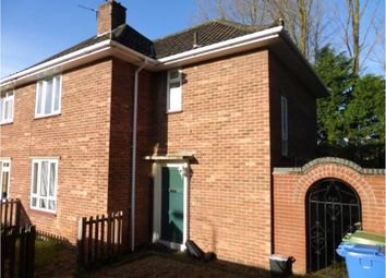 Thumbnail 4 bed property to rent in Osborne Road, Norwich