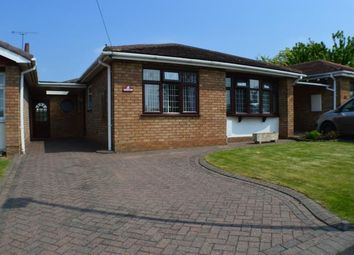 Thumbnail 3 bed bungalow for sale in Rookery Close, Off Pinfold Drive, Handsacre, Staffordshire