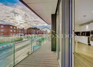 Thumbnail 3 bed flat for sale in Pinto Tower, Nine Elms Point, London