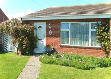 Thumbnail 2 bed semi-detached bungalow for sale in Kimbridge Park, East Wittering, Chichester