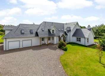 Thumbnail 5 bed detached house for sale in Kinloch Park, Clathymore, Tibbermore, Perth